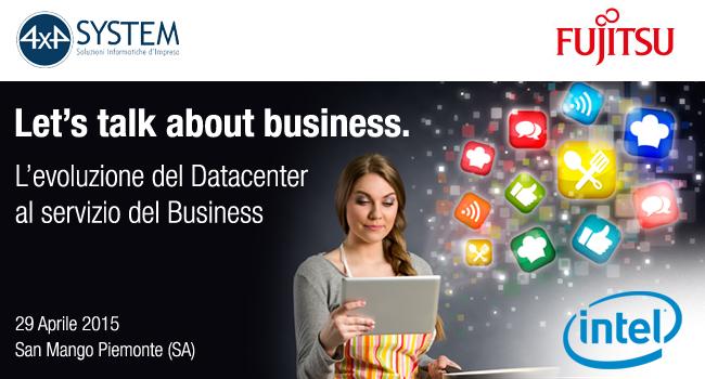"""""""Business Centric Data Center"""": il connubio tra innovazione, tecnologia e cucina."""
