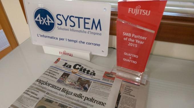 La 4×4 System sul quotidiano la Città