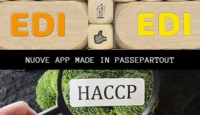 Mexal e Passcom – Novità per lo store online di Passepartout che si arricchisce di nuove App.