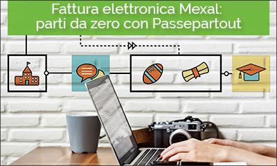 """Corso """"Fattura Elettronica Mexal: parti da zero con Passepartout"""""""