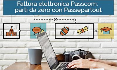 """Corso """"Fattura Elettronica Passcom: parti da zero con Passepartout"""""""