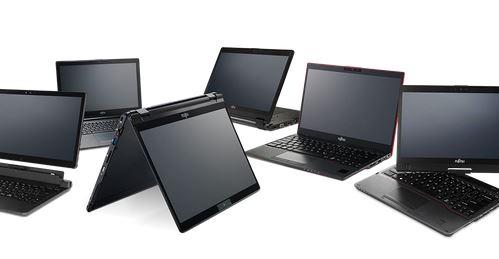 Fujitsu Lifebook, la gamma di convertibili e notebook tutta nuova!