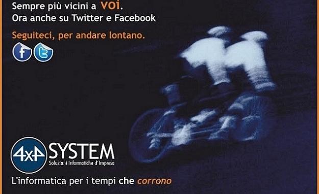 4×4 System è su Facebook!