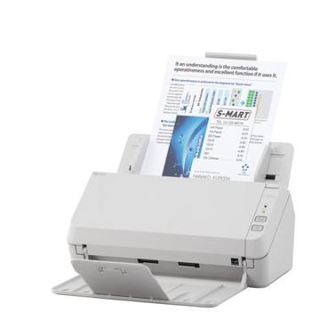Fujitsu presenta  i suoi nuovi scanner SP Series.
