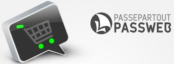 Passepartout Passweb