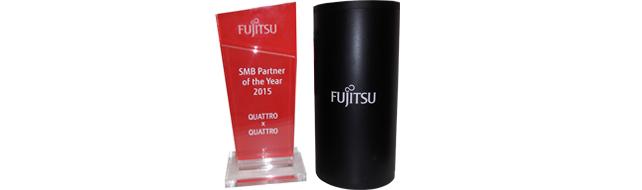 Fujitsu Partner Award: premiata la 4×4 System!