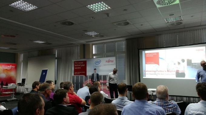 Fujitsu Training Tech Community Data Center Workshop 4th-6th Oct Frankfurt