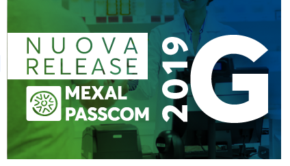 Nuova versione 2019G di Mexal e Passcom: Corrispettivi Telematici.